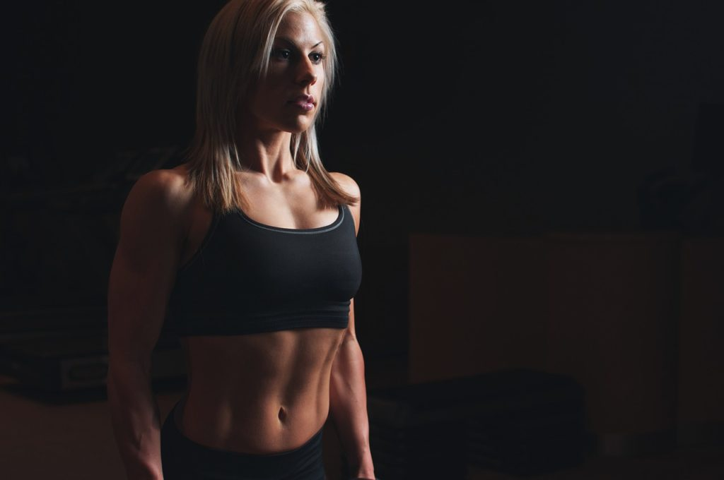 Female Muscle Growth Stories