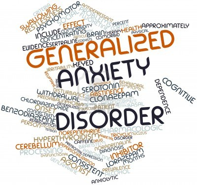 anxiety disorder worrying