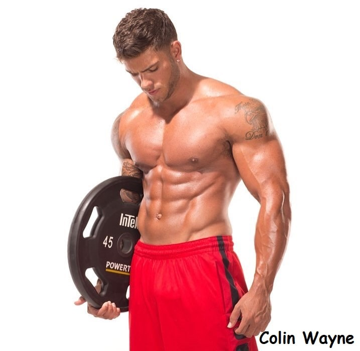 Colin Wayne