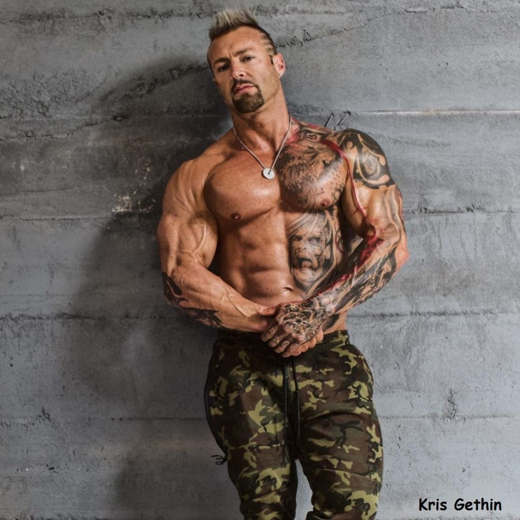 Kris Gethin