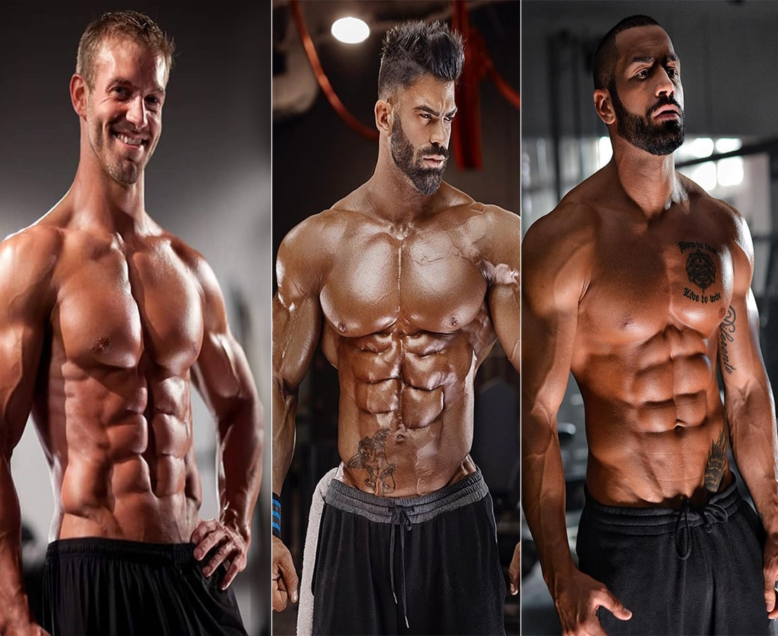 Body of model male the get how to a 30 Days