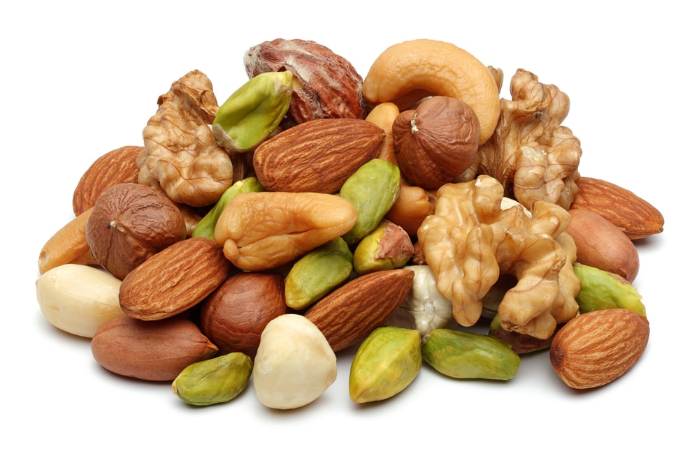 nut and seeds