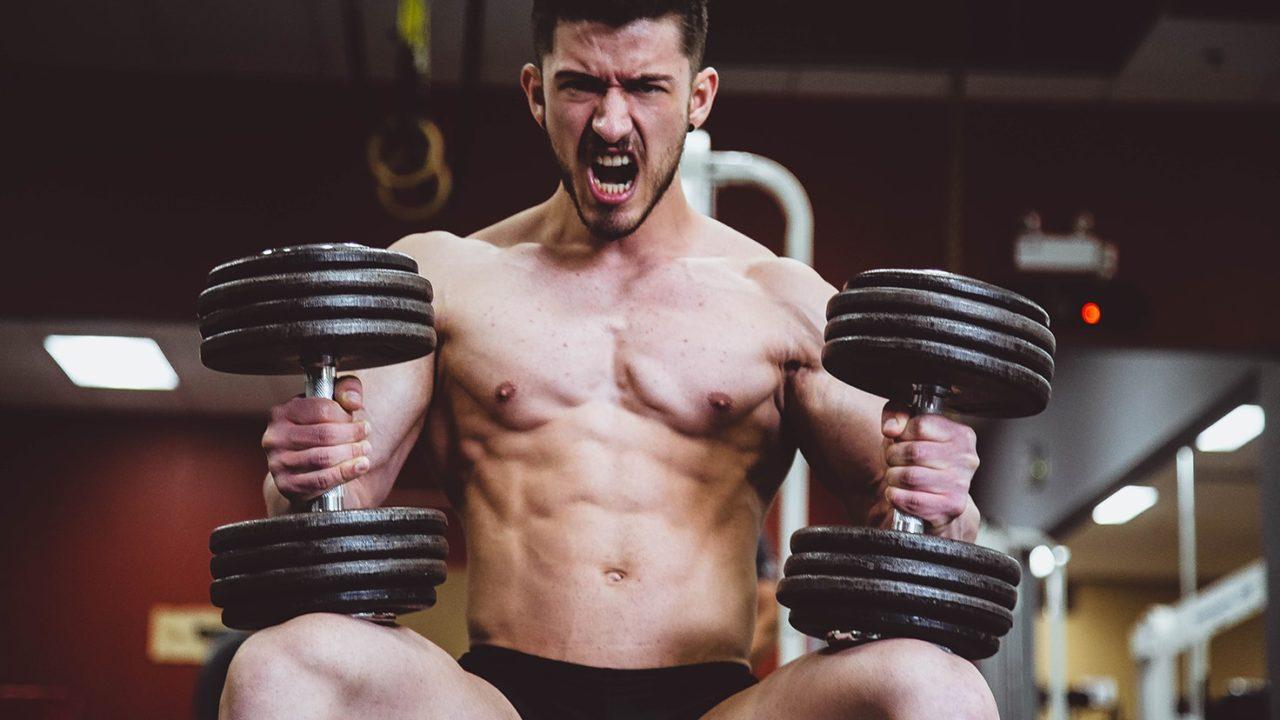 weight training schedule