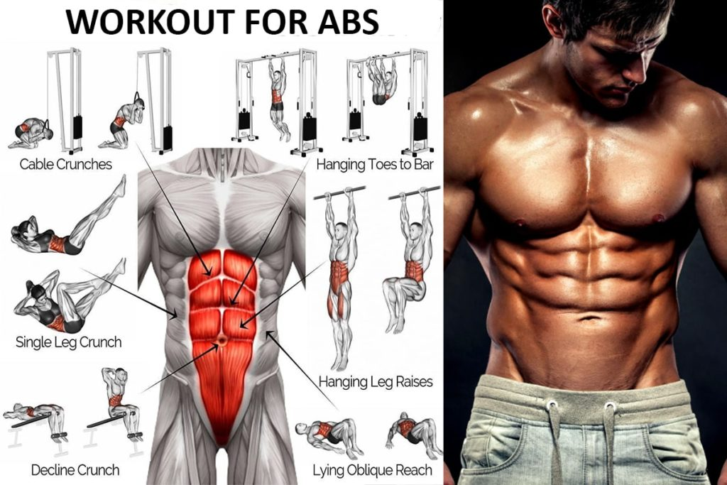 workout for abs