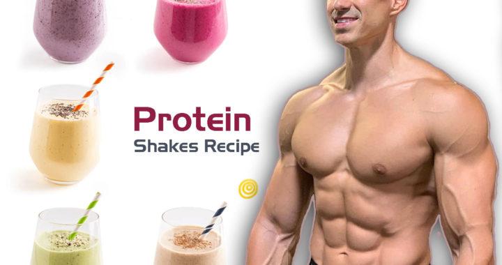 protein shakes, recipe