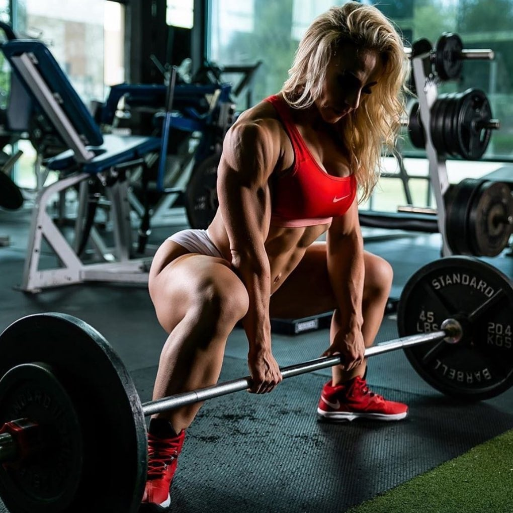 Female Bodybuilders Exercises