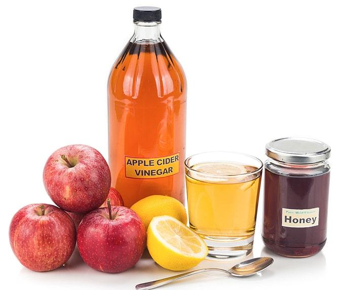 detox using apple cider vineger