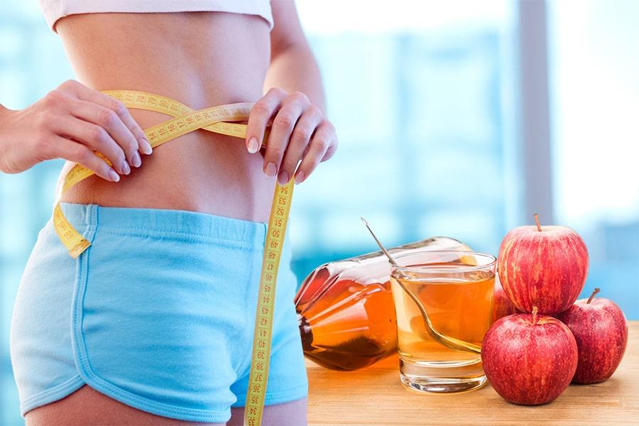 weight loss apple cider vinger