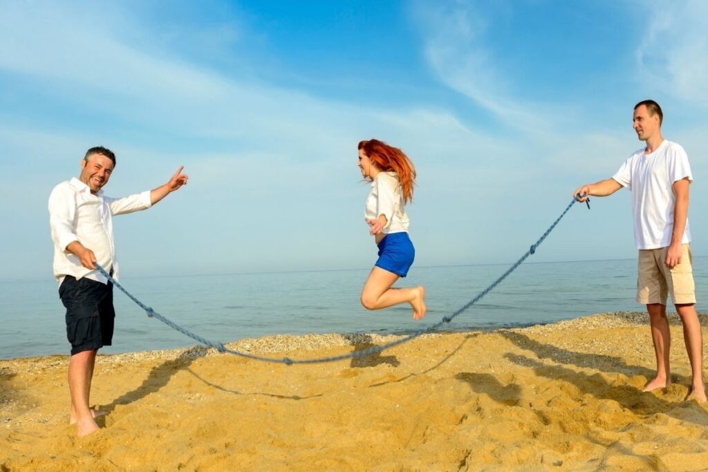 Benefits of jumping rope